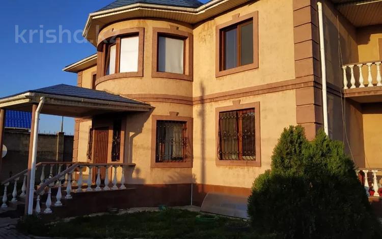 7-комнатный дом, 450 м², 14 сот., Бирлик за 93 млн 〒 в Кыргауылдах