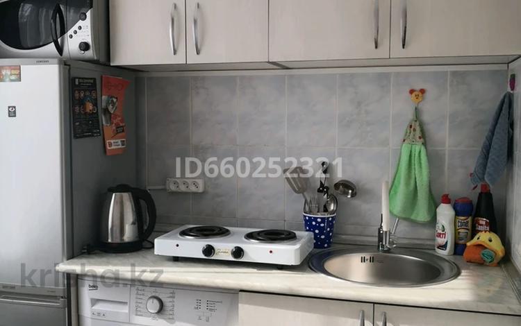 1-комнатная квартира, 34 м², 2/5 этаж посуточно, 3-й микрорайон 34 — Сидранского за 7 000 〒 в Капчагае