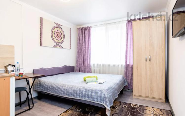 1-комнатная квартира, 15 м² посуточно, мкр №1, Микрорайон 1 5 — Саина Жубанова за 6 997 〒 в Алматы, Ауэзовский р-н