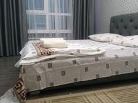 2-комнатная квартира, 85 м², 10/14 этаж посуточно, Розыбакиева 181А — Байкадамова за 14 000 〒 в Алматы, Бостандыкский р-н