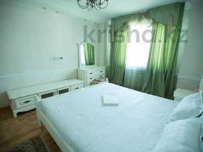 3-комнатная квартира, 90 м², 10/25 этаж посуточно, Каблукова 270 за 17 000 〒 в Алматы, Бостандыкский р-н — фото 6