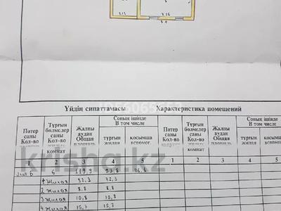 6-комнатный дом, 119 м², 240 сот., Тельмана за 10.5 млн 〒 в Семее — фото 10