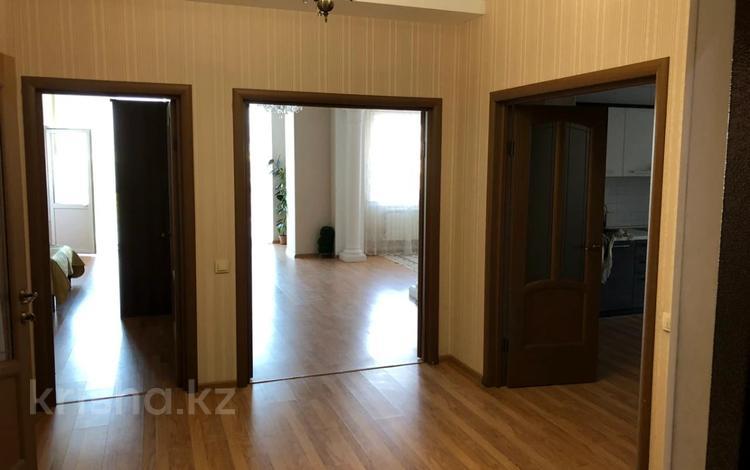 3-комнатная квартира, 140 м², 5/20 этаж, Брусиловского за 55 млн 〒 в Алматы, Бостандыкский р-н