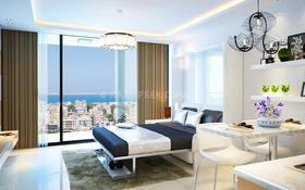 1-комнатная квартира, 40 м², 2/6 этаж, Лонг Бич — Фамагуста за 24 млн 〒 в Искеле