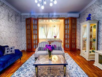 4-комнатная квартира, 110 м², 1 этаж помесячно, Иляева — Шаймерденова за 330 000 〒 в Шымкенте — фото 6