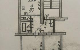 2-комнатная квартира, 56 м², 2/3 этаж, Пушкина 181 за ~ 14 млн 〒 в Костанае