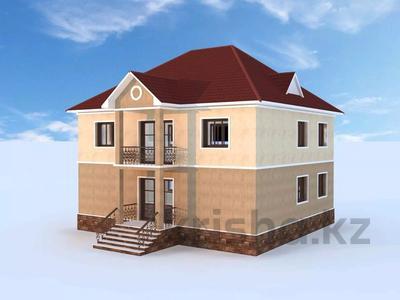 8-комнатный дом, 220 м², 8 сот., Мкр. Курсай за 14 млн 〒 в Шымкенте, Аль-Фарабийский р-н