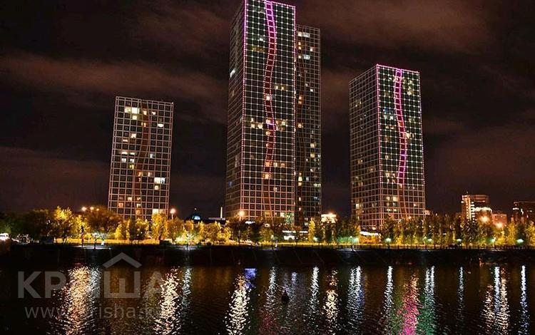 3-комнатная квартира, 132 м², 15/3 этаж, Желтоксан 2/2 за 58 млн 〒 в Нур-Султане (Астана), Сарыарка р-н