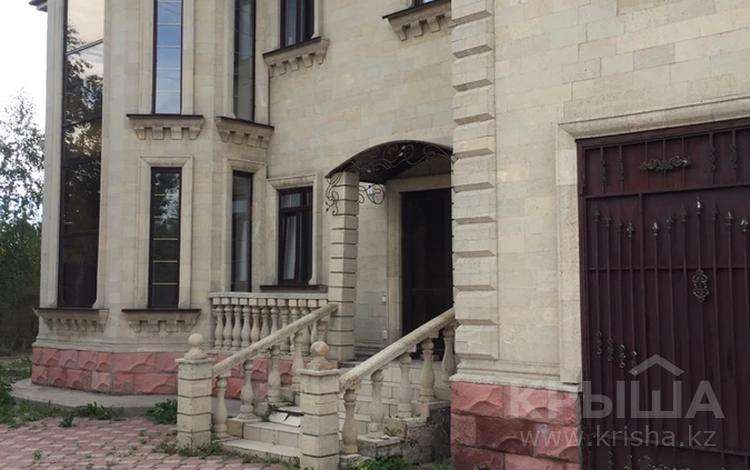 7-комнатный дом, 501.3 м², 19 сот., Темиртауская за 50 млн 〒