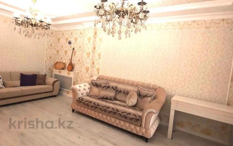 3-комнатная квартира, 96 м², 15/16 этаж, Мангилик Ел 17 за 38 млн 〒 в Нур-Султане (Астана), Есиль р-н