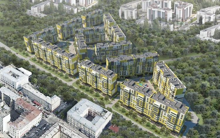1-комнатная квартира, 44.06 м², мкр Нурсая, мкрн Нурсая 11 за ~ 10.1 млн 〒 в Атырау, мкр Нурсая