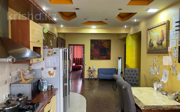 4-комнатная квартира, 133 м², 7/7 этаж, Бузурбаева 23 — Гоголя за 65 млн 〒 в Алматы, Медеуский р-н