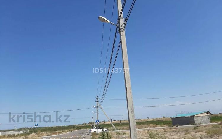 Участок 10 соток, Арна 112 за 4 млн 〒 в Капчагае