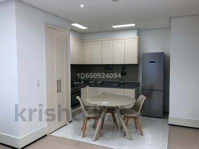 2-комнатная квартира, 49 м², 18/20 этаж, Нажимеденова 4 за 37 млн 〒 в Нур-Султане (Астана), Алматы р-н