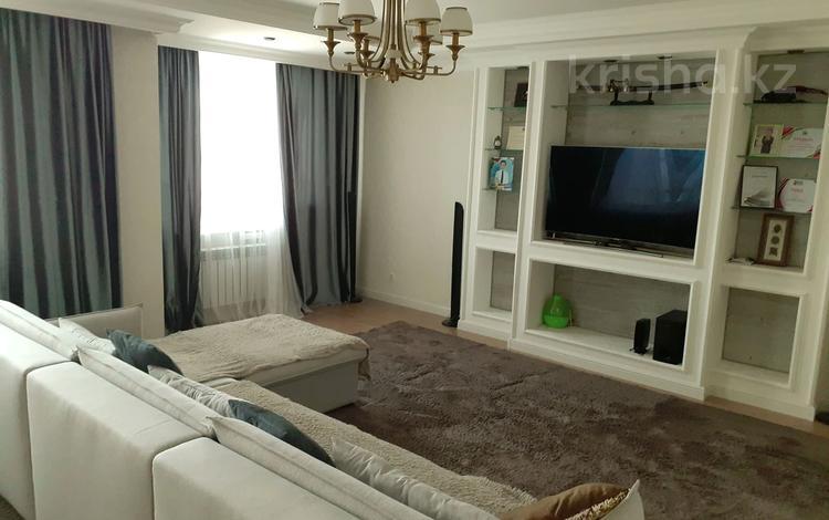 3-комнатная квартира, 110 м², 16/22 этаж, Кабанбай батыра за ~ 57.5 млн 〒 в Нур-Султане (Астане), Есильский р-н