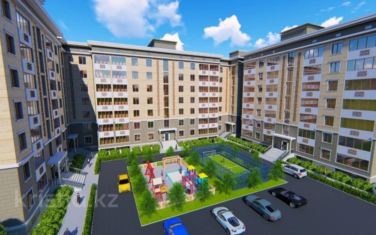 3-комнатная квартира, 103 м², 20-й мкр, 19-й мкр за ~ 11.4 млн 〒 в Актау, 20-й мкр