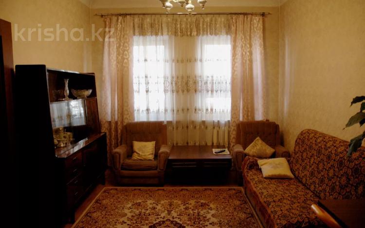 3-комнатная квартира, 54 м², 1/2 этаж, Жамбыла за 27 млн 〒 в Алматы, Алмалинский р-н