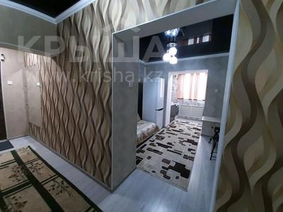 2-комнатная квартира, 69 м², 1/5 этаж посуточно, проспект Абая 159 за 10 000 〒 в Таразе — фото 9