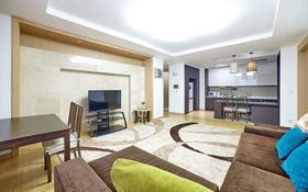 3-комнатная квартира, 130 м², 11/22 этаж посуточно, Кошкарбаева 10 — Тауелсыздык за 22 000 〒 в Нур-Султане (Астана), Алматы р-н