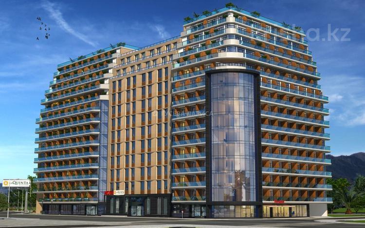 1-комнатная квартира, 36.17 м², 11/16 этаж, Адлиа 1 за 18 млн 〒 в Батуми