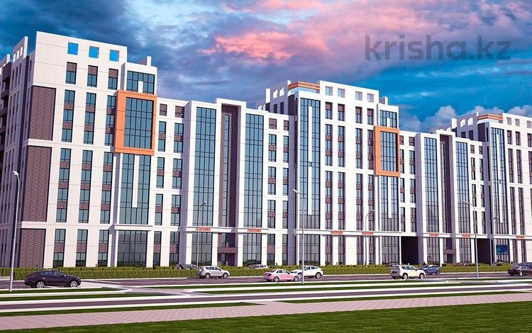 3-комнатная квартира, 83.76 м², Кенесары стр. 6 за ~ 27.8 млн 〒 в Нур-Султане (Астана)
