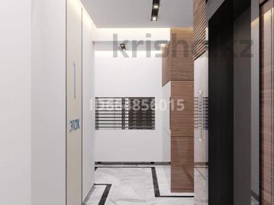 2-комнатная квартира, 70 м², 16/18 этаж, Толе би 181 — Ауэзова за 34 млн 〒 в Алматы, Алмалинский р-н