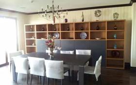 5-комнатный дом помесячно, 270 м², проспект Аль-Фараби — Жамакаева за 1.3 млн 〒 в Алматы, Бостандыкский р-н