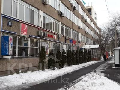 Здание, площадью 823.9 м², Макатаева 100 за 282 млн 〒 в Алматы, Алмалинский р-н