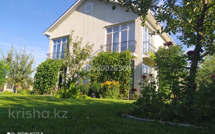 5-комнатный дом, 202 м², 12 сот., Долинка за 110 млн 〒 в Туздыбастау (Калинино)