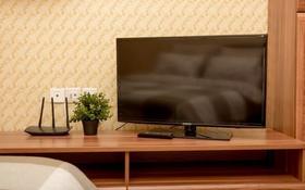 1-комнатная квартира, 60 м² посуточно, Сатпаева 30/2 за 14 000 〒 в Алматы, Бостандыкский р-н