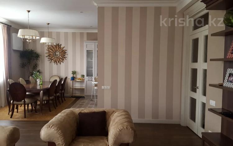 3-комнатная квартира, 156 м², 3/6 этаж, Жарокова — Дунаевского за 90 млн 〒 в Алматы, Бостандыкский р-н