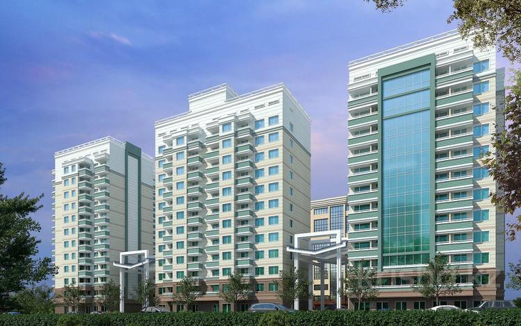 2-комнатная квартира, 72.38 м², Досмухамедова 97 за ~ 33.3 млн 〒 в Алматы, Алмалинский р-н