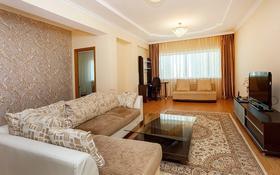 3-комнатная квартира, 120 м², 37 этаж посуточно, Достык 5/1 за 18 000 〒 в Нур-Султане (Астана), Есиль р-н