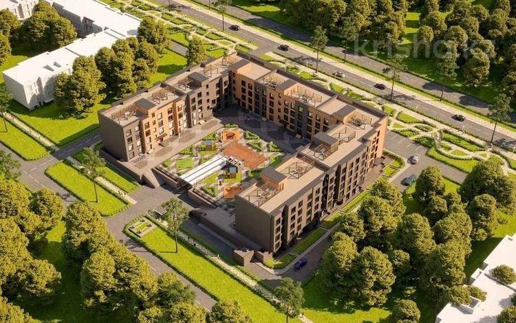 1-комнатная квартира, 37.55 м², Кургальжинское шоссе 108 за ~ 9.2 млн 〒 в Нур-Султане (Астана), Есиль р-н
