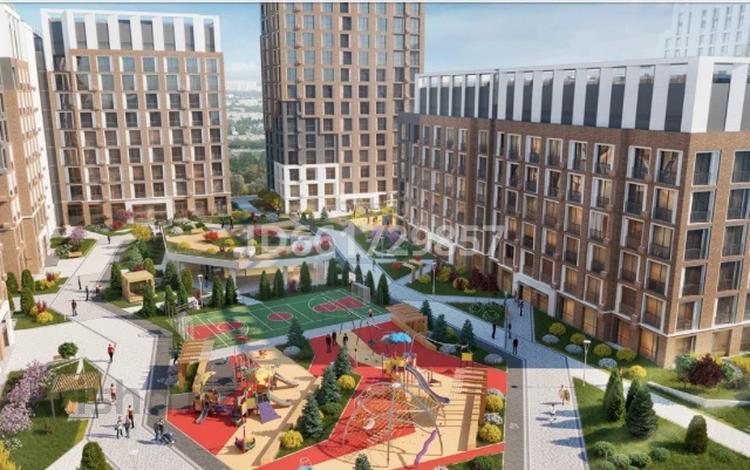 1-комнатная квартира, 38.7 м², 3/8 этаж, Розыбакиева 230 за ~ 22.9 млн 〒 в Алматы, Бостандыкский р-н