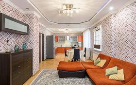 3-комнатная квартира, 80 м², 9 этаж посуточно, Курмангазы 145 — Муканова за 20 000 〒 в Алматы, Алмалинский р-н