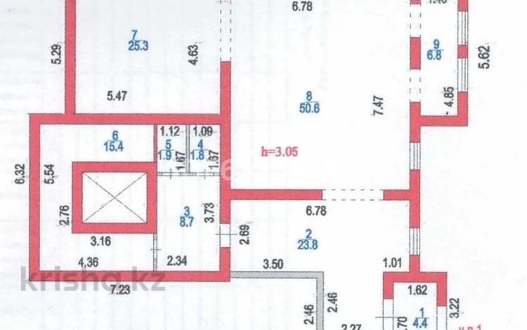 Помещение площадью 140 м², Бокейхана 27/2 за 700 000 〒 в Нур-Султане (Астана), Есиль р-н