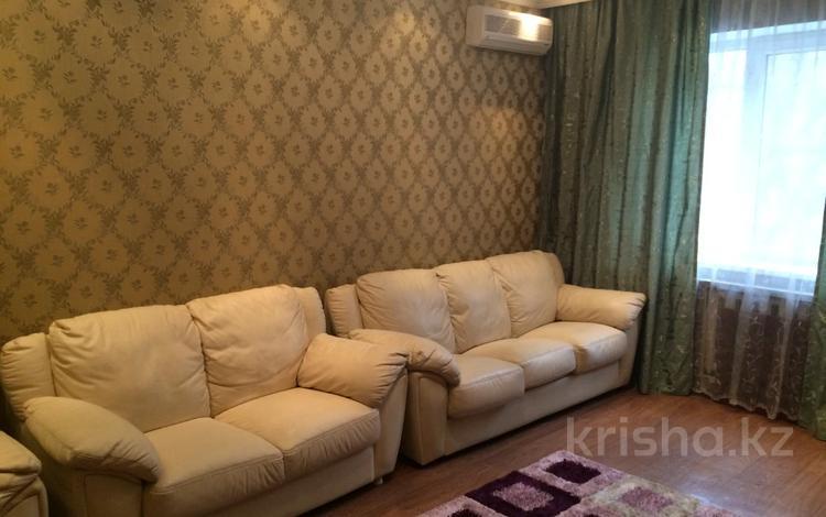 2-комнатная квартира, 55 м², 4/9 этаж на длительный срок, Тлендиева 256А — Сатпаева за 150 000 〒 в Алматы, Бостандыкский р-н