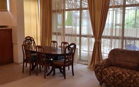 4-комнатная квартира, 214 м², 1 этаж помесячно, Мусабаева 19 за 450 000 〒 в Алматы, Бостандыкский р-н