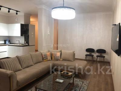 2-комнатная квартира, 68 м², 9 этаж помесячно, проспект Бауыржана Момышулы 12 за 160 000 〒 в Нур-Султане (Астана) — фото 2