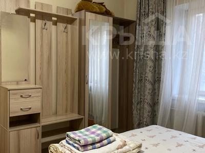 2-комнатная квартира, 57 м², 1/5 этаж посуточно, Толе би 48 за 8 000 〒 в Таразе
