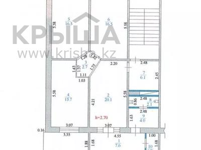 Офис площадью 93 м², 8-й мкр 7 за 29 млн 〒 в Актау, 8-й мкр — фото 18