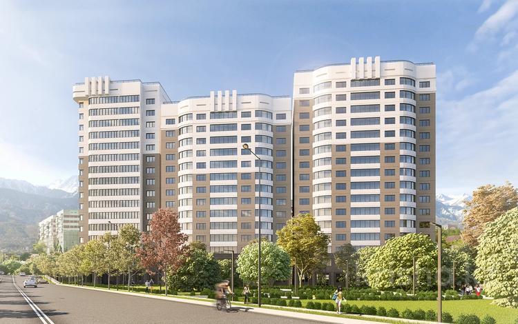 2-комнатная квартира, 70.7 м², Навои 9/1 за ~ 29.3 млн 〒 в Алматы, Ауэзовский р-н