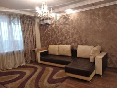 2-комнатная квартира, 75 м², 4/18 этаж посуточно, Брусиловского 167 — Абая за 11 000 〒 в Алматы, Алмалинский р-н — фото 2