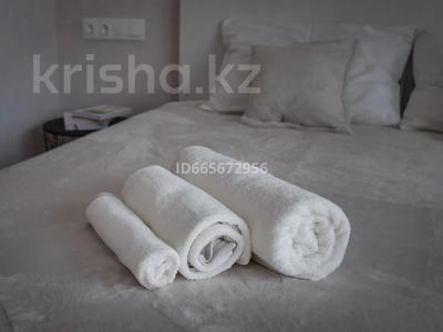 2-комнатная квартира, 39 м², 6/10 этаж посуточно, мкр Аксай-5 25 за 12 000 〒 в Алматы, Ауэзовский р-н