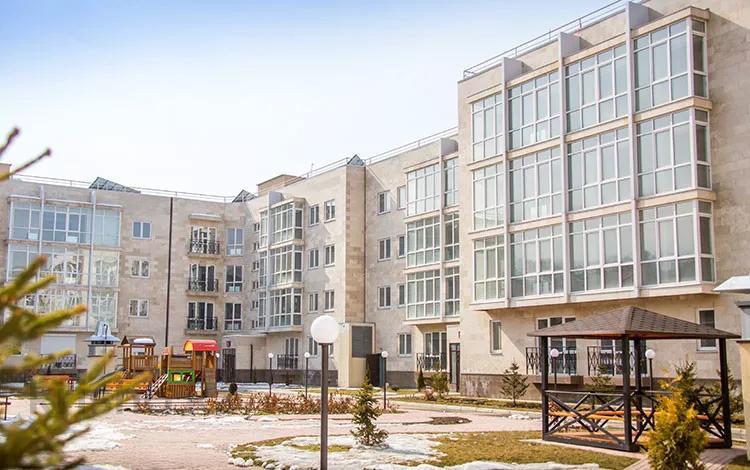 3-комнатная квартира, 119.5 м², Проспект Аль-Фараби 144 за ~ 89.6 млн 〒 в Алматы