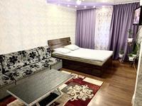 2-комнатная квартира, 53 м², 3/5 этаж посуточно, Айбергенова 1б — Джангелдина за 10 000 〒 в Шымкенте, Аль-Фарабийский р-н