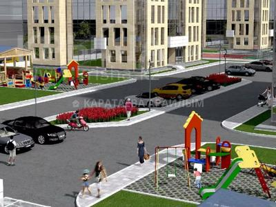 2-комнатная квартира, 60 м², 1/9 этаж, Кайыма Мухамедханова за 17.4 млн 〒 в Нур-Султане (Астана), Есиль р-н — фото 6
