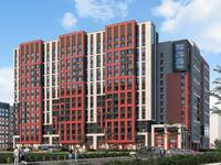 4-комнатная квартира, 101.14 м², Кенесары — Кумисбекова за ~ 26.3 млн 〒 в Нур-Султане (Астана)