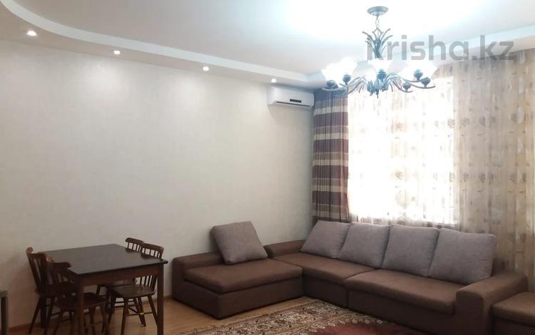 2-комнатная квартира, 88 м² помесячно, Кенесары 47 за 140 000 〒 в Нур-Султане (Астана), р-н Байконур